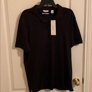 Calvin Klein Brand New Liquid Touch Polo Large